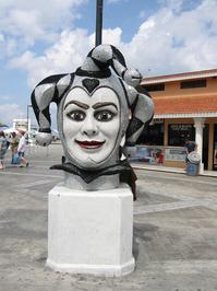 Cozumel Statues 2