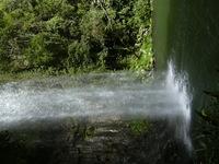 Waterfall near Cairns Australi