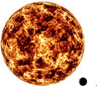 Sun Jupiter Earth