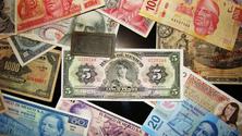 Paper Money Mexican Pesos