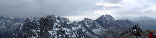 Orla Perc - Tatras Mountains