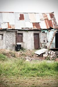 Tin Roofed House