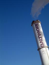 Baltimore Smoke Stack 1