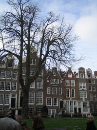 Amsterdam, Begijnehof 5