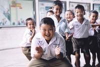 Thai schoolboys