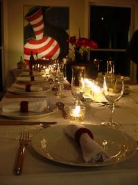 Dinner Party Scenes 1