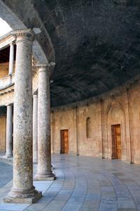 Palace of Carlos V, Alhambra, Granada