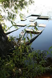 Sunken boats 1