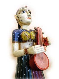 sitar player