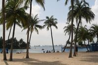 Singapore Beach Sentosa Island