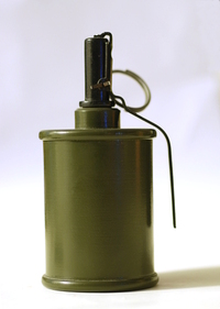 Hand grenade 3