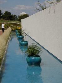 Botanic Fountain