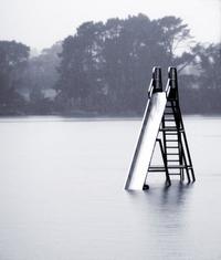 Wet slide