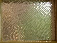 Textured Beaded Glass