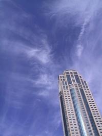Stirring Clouds