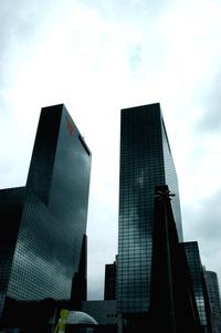 Building in Rotterdam 2