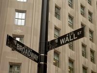 Corner of Broadway and Wallstreet