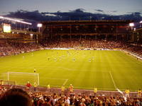 Swedish football stadium