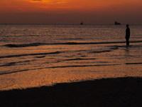 Liverpool. Sunset 3