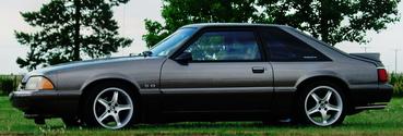1990 LX Mustang 2