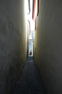 alleyway of no return