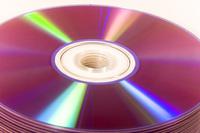 Empty DV Discs