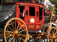 Wells Fargo Wagon