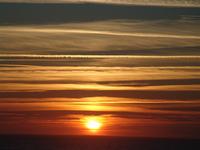 Sunset on the Atlantic Ocean 2