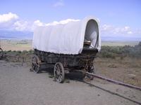 Covered Wagon - Oregon Trail