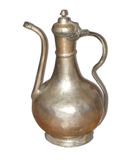 Old Cooper Pitcher