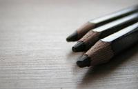 Soft pencils