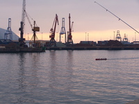 Gruas del puerto de Bilbao 3