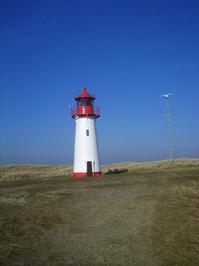 Lighthouse Sylt 1