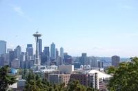 Seattle Skyline Overlook