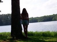Lake Silhouette