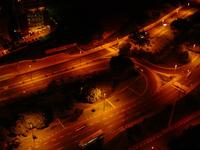 De noite na rua