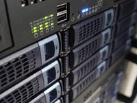 Front rack server