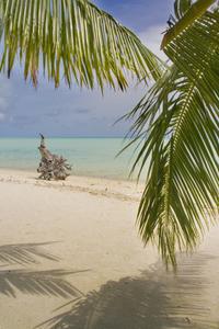 Meemu Atoll Beach