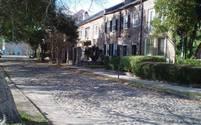 cobble stone road