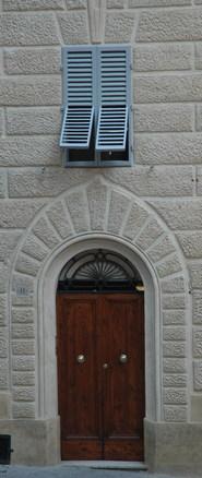 Italian style - door & window