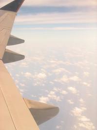 sky and plane II