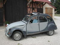 THE french car