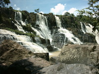 Pongua Waterfalll