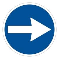 traffic sign 22