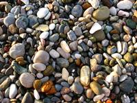 pebbles / top
