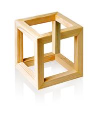 Unreal cube