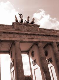 brandenburger tor gate germany