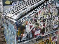 graffiti in ATX