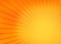 Retro Radial Free Photos - orange
