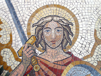 St Michael Mosaic 2